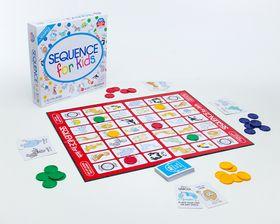 Sequence for kids 序列兒童桌遊
