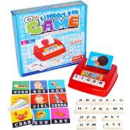 literacy 兒童桌遊