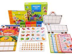 Shopping List購物清單兒童數學桌遊