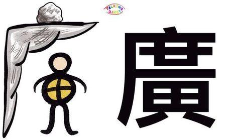學中文象形字感(Chinese pictograph)廣