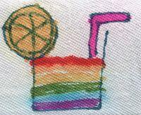 拼學趣紙巾染色魔術