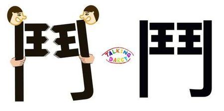 學中文象形字感(Chinese pictograph)鬥
