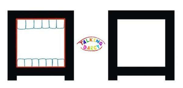 學中文象形字感(Chinese pictograph)口