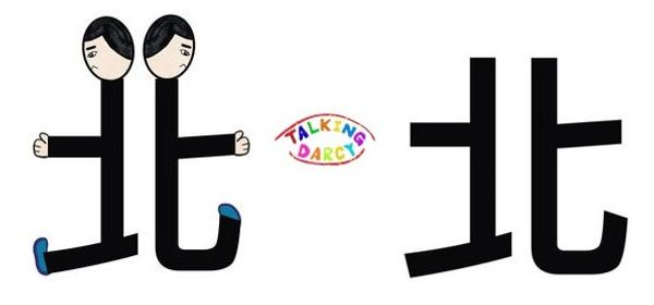 學中文象形字感(Chinese pictograph)北