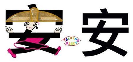 學中文象形字感(Chinese pictograph)安
