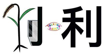 學中文象形字感(Chinese pictograph)利