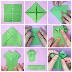 拼學趣勞作-會說話的青蛙摺紙